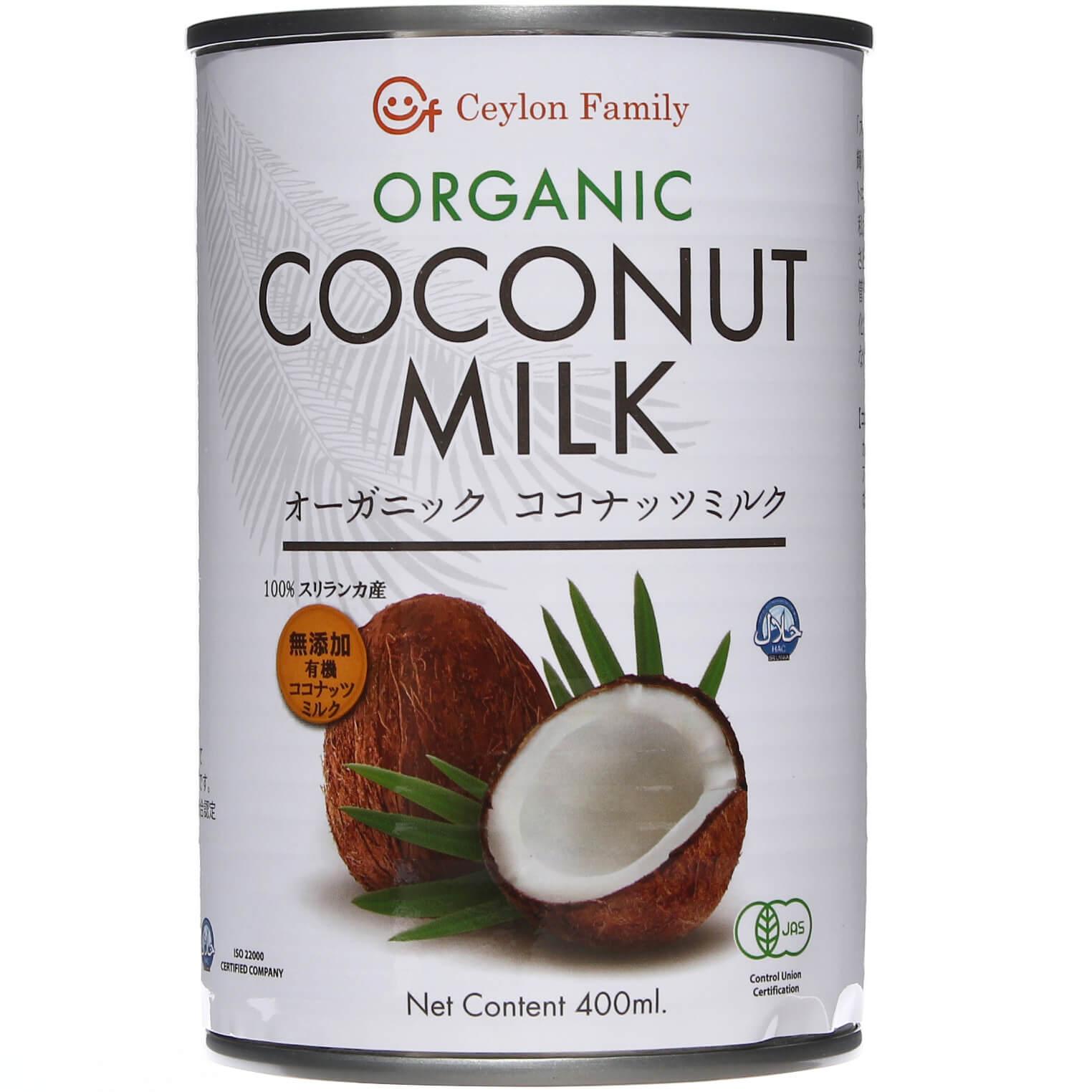ココナッツ ミルク